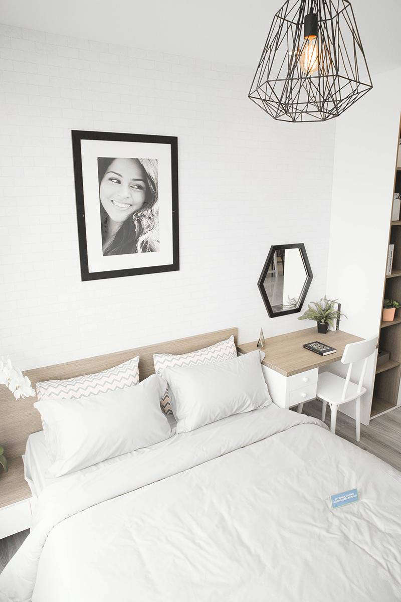 Thiết kế nội thất căn hộ chung cư Riva Park