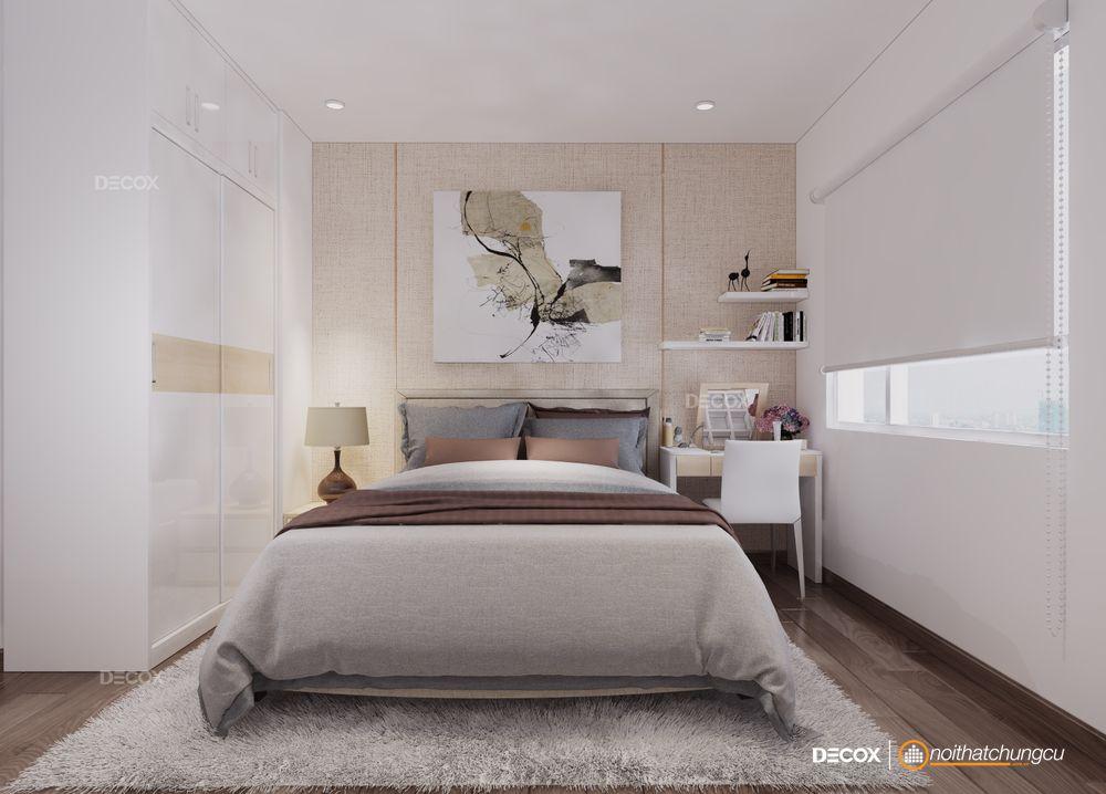 Thiết kế nội thất chung cư 66m2 Botanica
