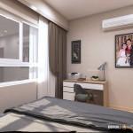 Thiết kế nội thất chung cư Linh Tây 65m2