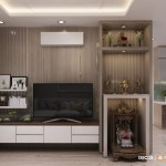 Thiết kế nội thất chung cư Oriental 100m2