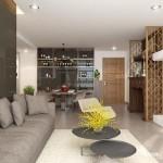Thiết kế nội thất chung cư Phú Hoàng Anh 115m2