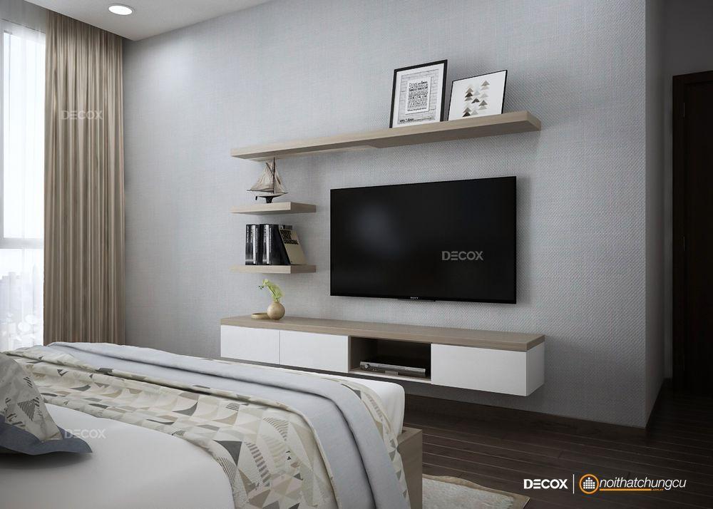 Thiết kế nội thất chung cư 118m2 Vinhomes