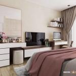 Thiết kế nội thất căn hộ 148m2 Vinhomes Central Park