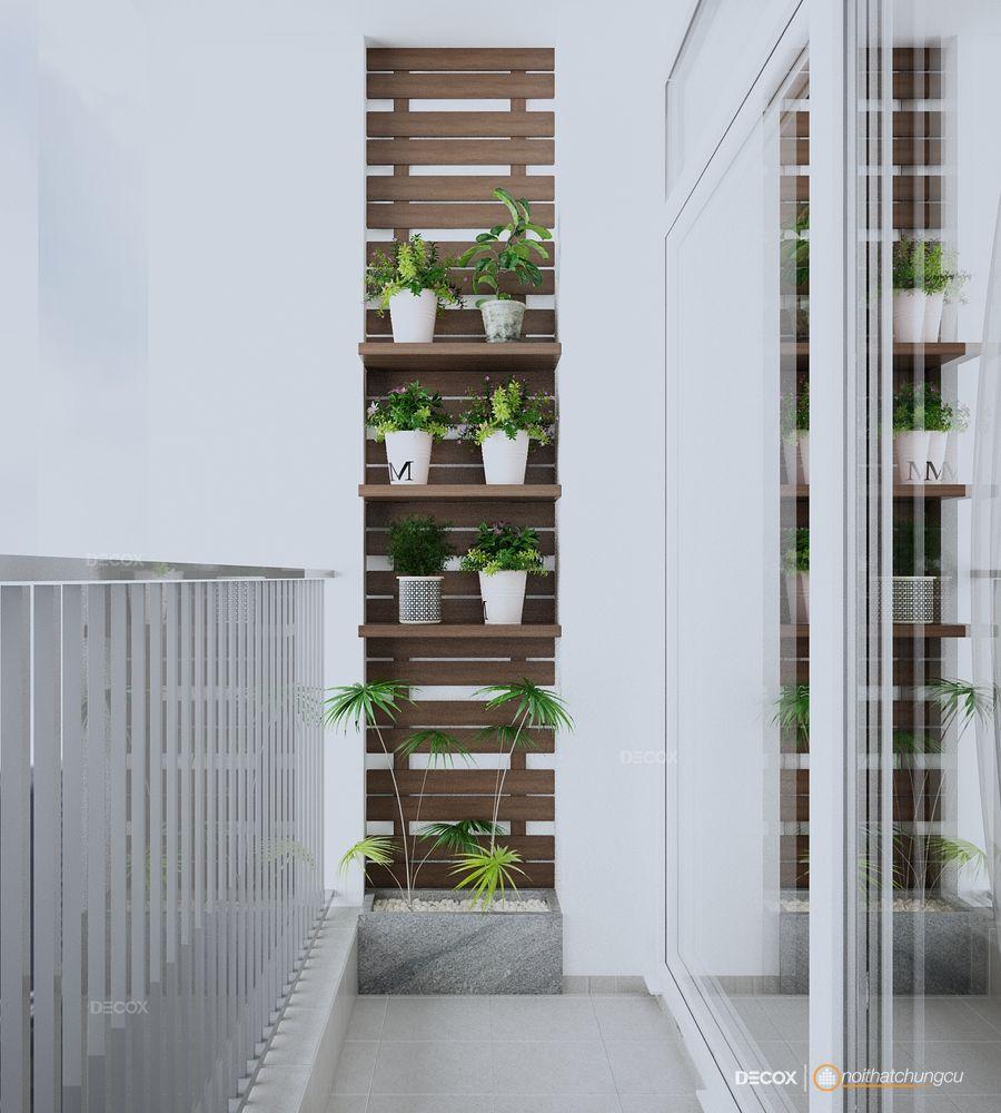 Thiết kế nội thất chung cư 94m2 Vinhomes
