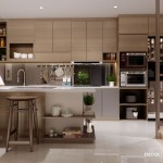 Gợi ý cho bạn 3 cách bố trí nhà bếp đẹp bất chấp diện tích nhỏ