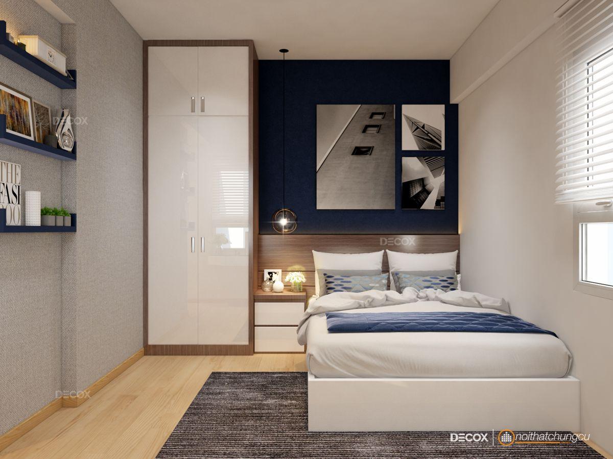 Thiết kế nội thất chung cư 65m2 Masteri Thảo Điền