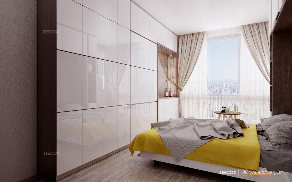 Thiết kế nội thất chung cư 130m2 Vinhomes Central Park