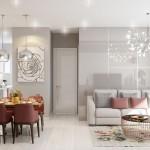 Thiết kế nội thất chung cư 85m2 Everrich Infinity