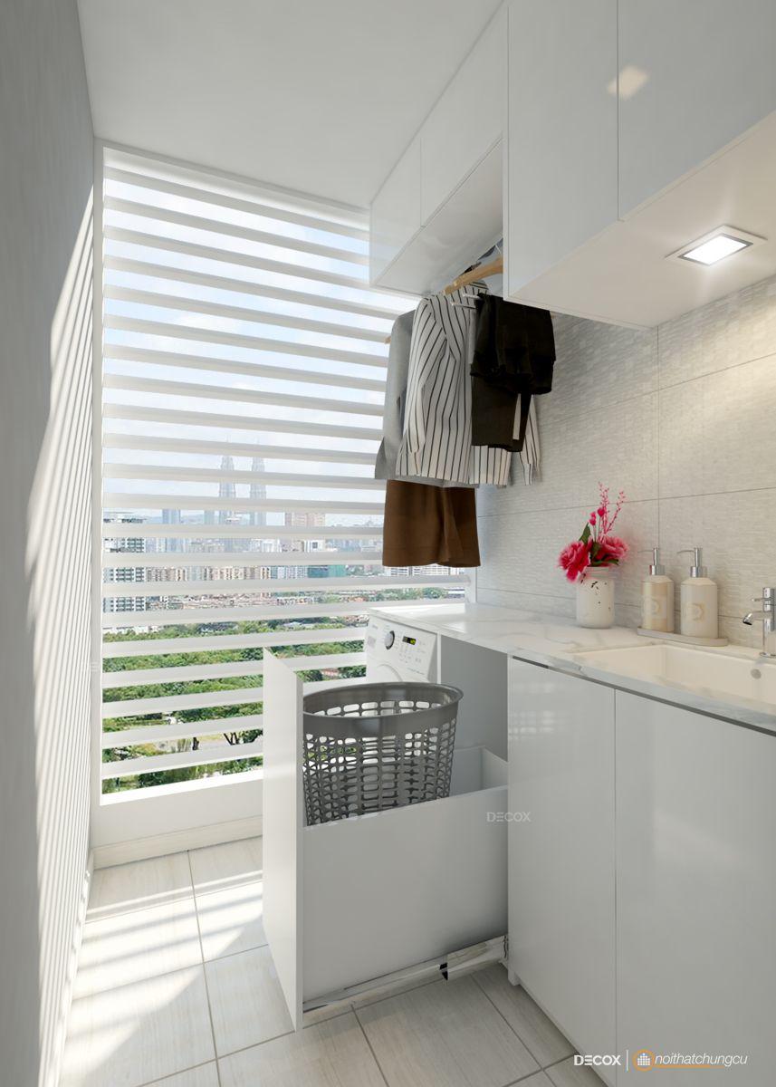 Thiết kế nội thất chung cư 100m2 Vinhomes Central Park