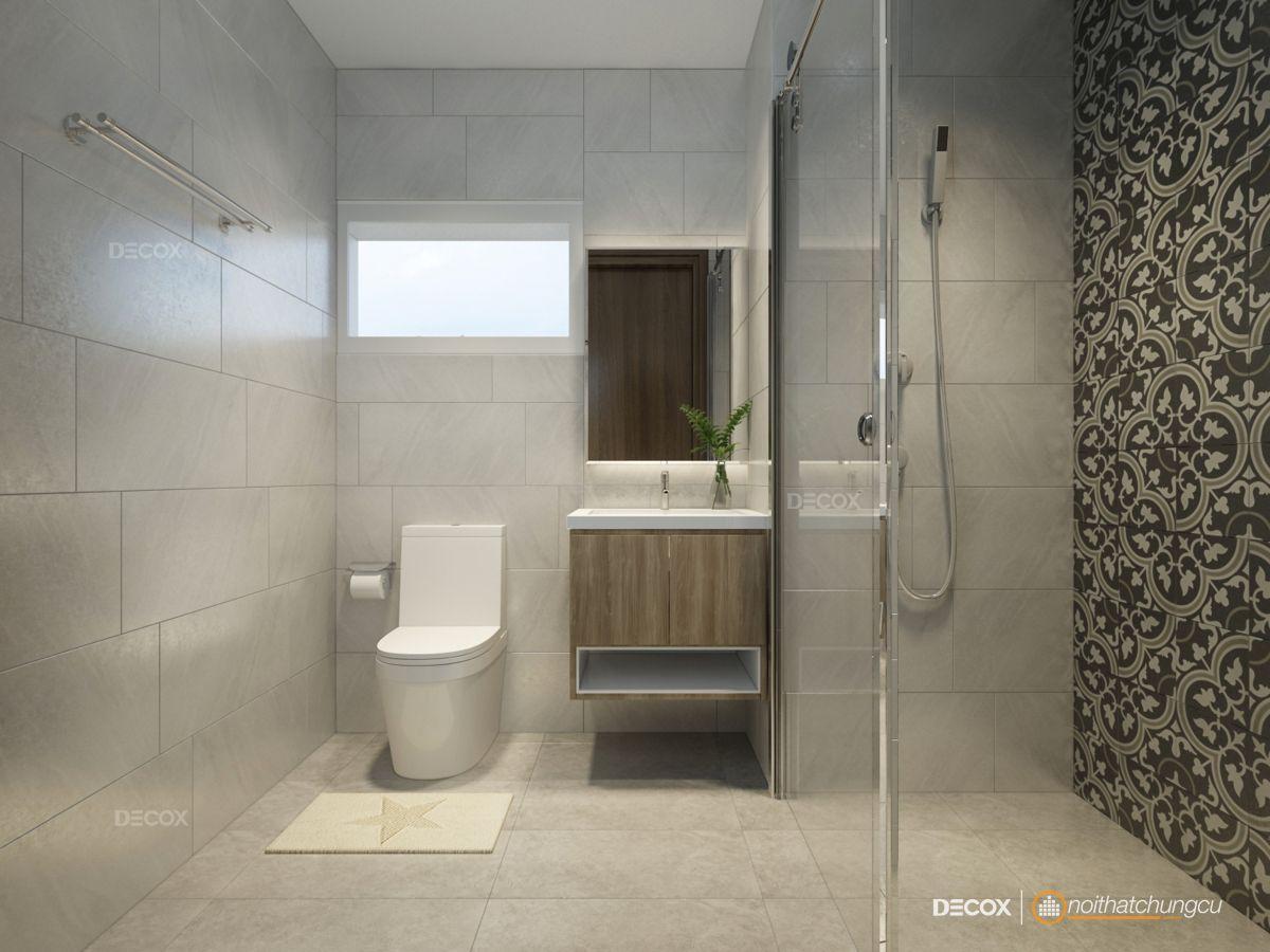 Thiết kế nội thất chung cư Vista Verde 89m2