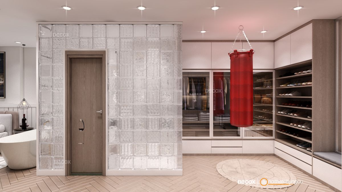Thiết kế nội thất chung cư 53m2 Botanica