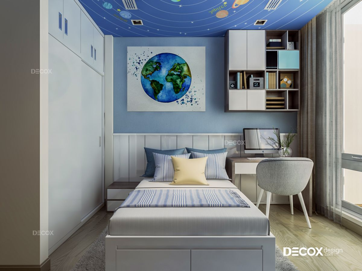 Thiết kế nội thất chung cư 106m2 Vinhomes Central Park
