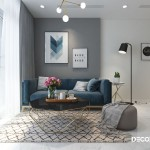 Thiết kế nội thất chung cư 83m2 Vinhomes Central Park