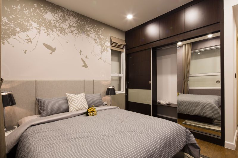 Thiết kế nội thất căn hộ chung cư Richstar