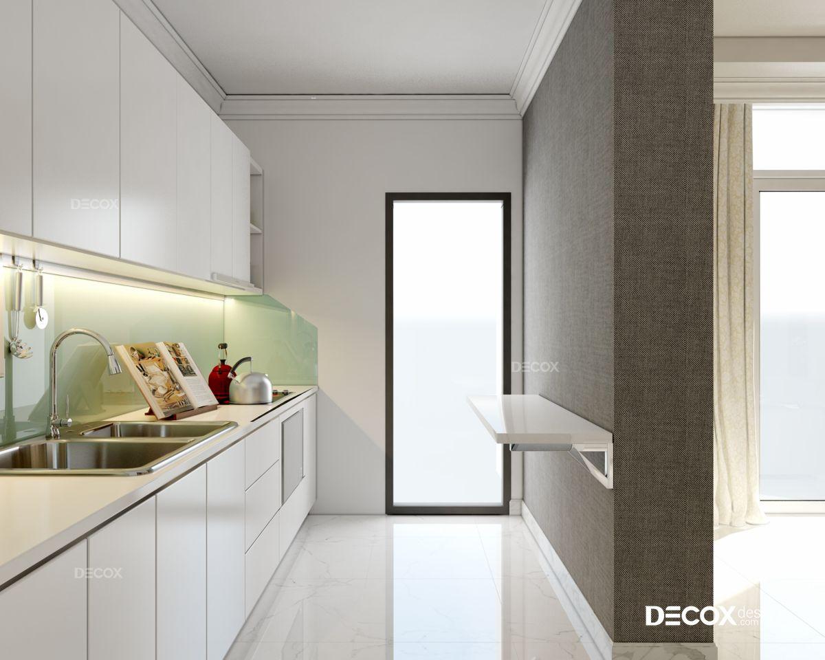 Thiết kế nội thất chung cư 147m2 Vinhomes Central Park