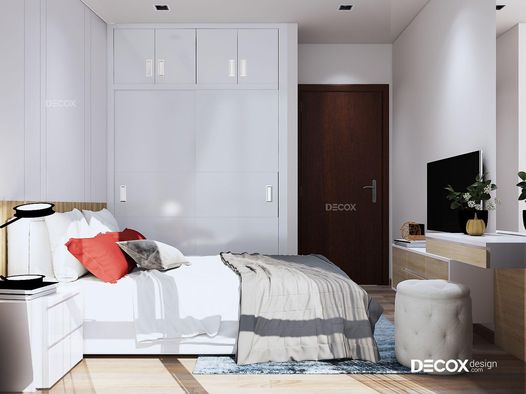 Thiết kế nội thất căn hộ Vinhomes Central Park 70m2