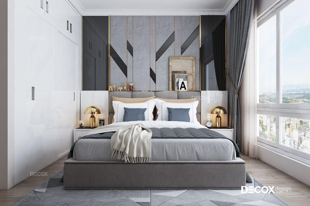 Thiết kế nội thất căn hộ Vinhomes Central Park 118m2