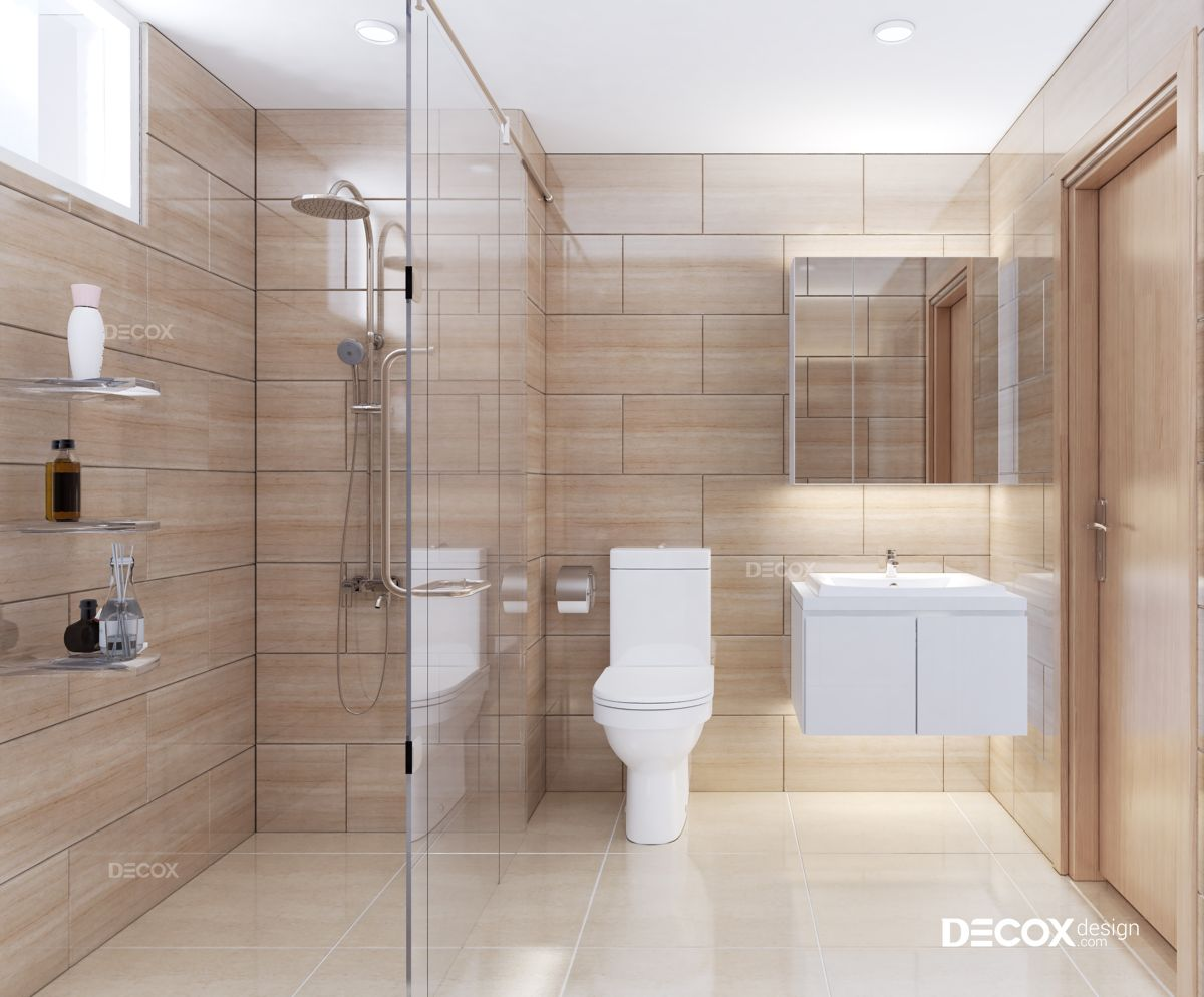 Thiết kế nội thất chung cư Vista Verde 118m2
