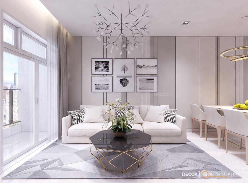 Tư vấn thiết kế nội thất chung cư Vista Verde 46m2