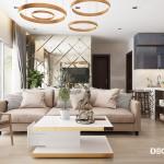 Thiết kế nội thất chung cư Everrich 90m2