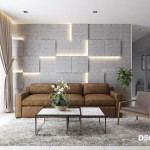 Thiết kế nội thất căn hộ Hà Đô 100m2
