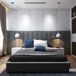 Thiết kế nội thất chung cư Vinhomes Central Park 70m2