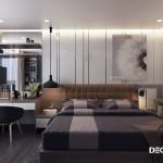 Thiết kế nội thất căn hộ Vista Verde 80m2