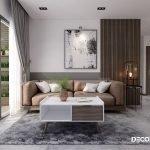 Thiết kế nội thất căn hộ Kingston Residence 75m2