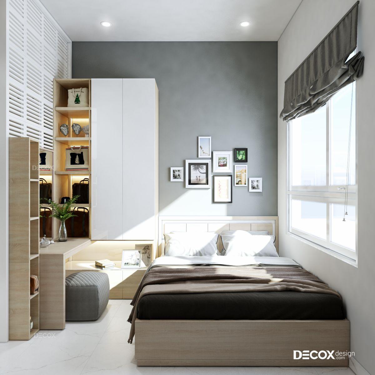 Thiết kế nội thất căn hộ Kingston Residence 39m2