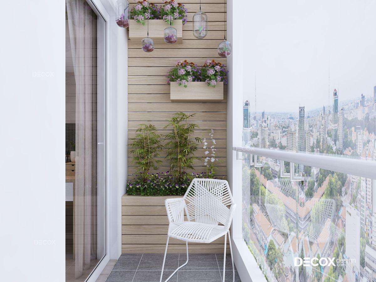 Thiết kế nội thất chung cư Tropic Garden 146m2