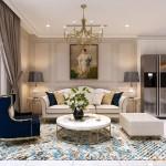 Khám phá 5 mẫu thiết kế nội thất phòng khách ấn tượng nhất năm 2017