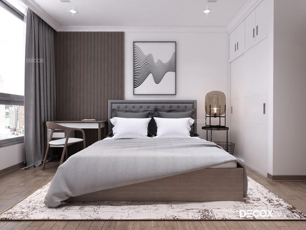 Thiết kế nội thất chung cư Vinhomes Central Park 79m2