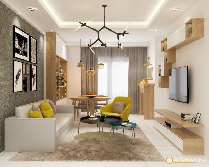 Bộ sưu tập nội thất căn hộ Petroland