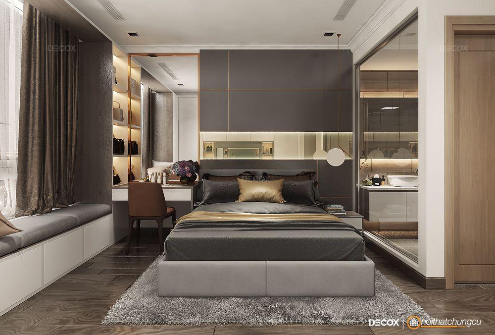 Tư vấn thiết kế nội thất căn hộ The EverRich Infinity 105m2