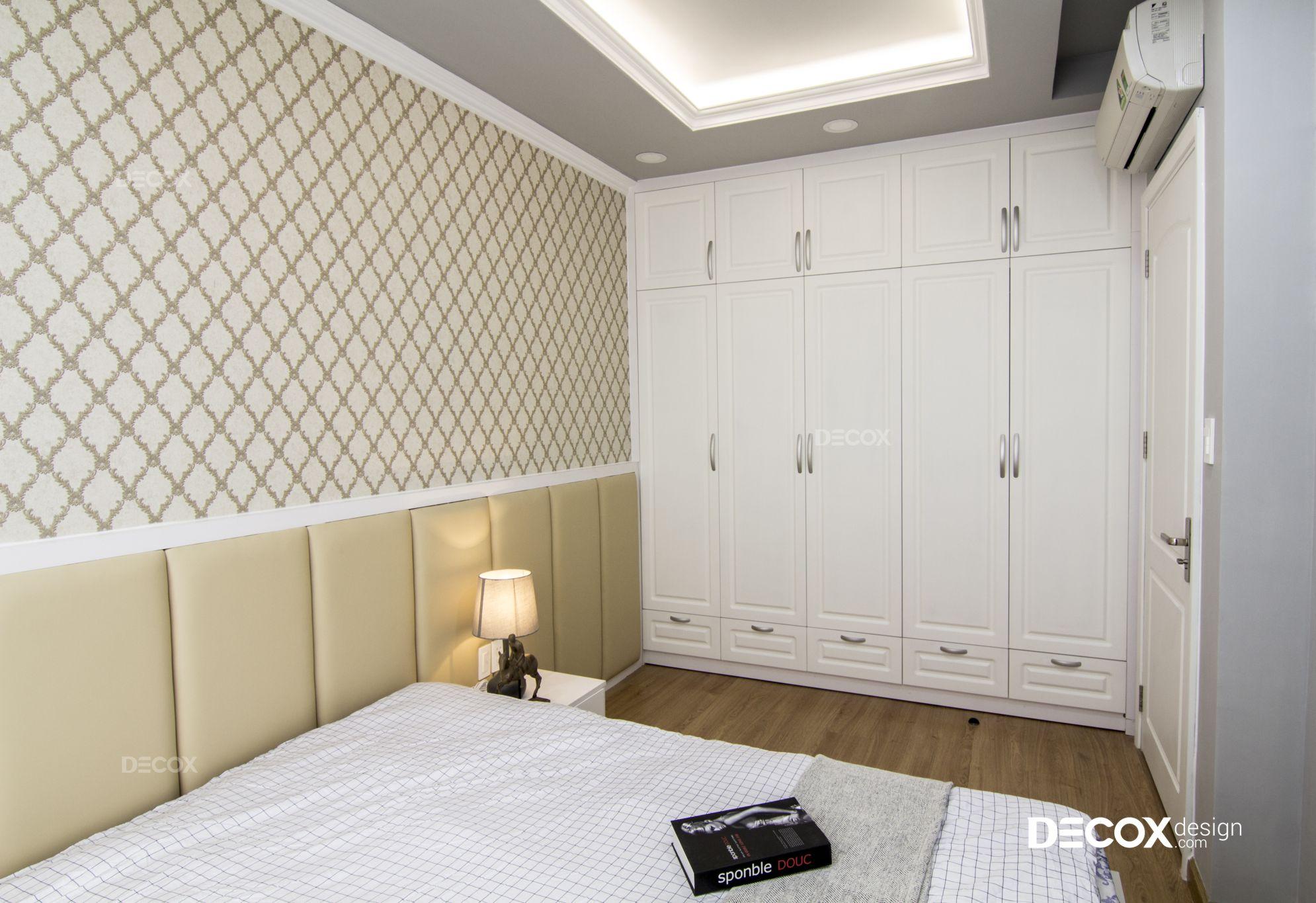 Thi công nội thất căn hộ Gold View 116m2