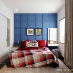 Gợi ý trang trí phòng ngủ hiện đại cho những căn hộ 70m2 đẹp mắt