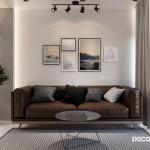 Thiết kế nội thất chung cư Celadon City 65m2