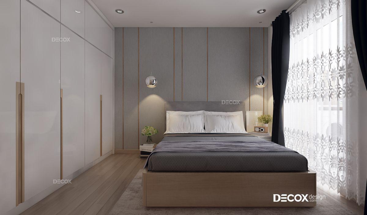 Thiết kế nội thất chung cư Dream Home 45m2