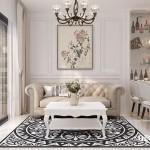 Căn hộ mang hơi thở của phong cách thiết kế nội thất cổ điển cực kì thu hút