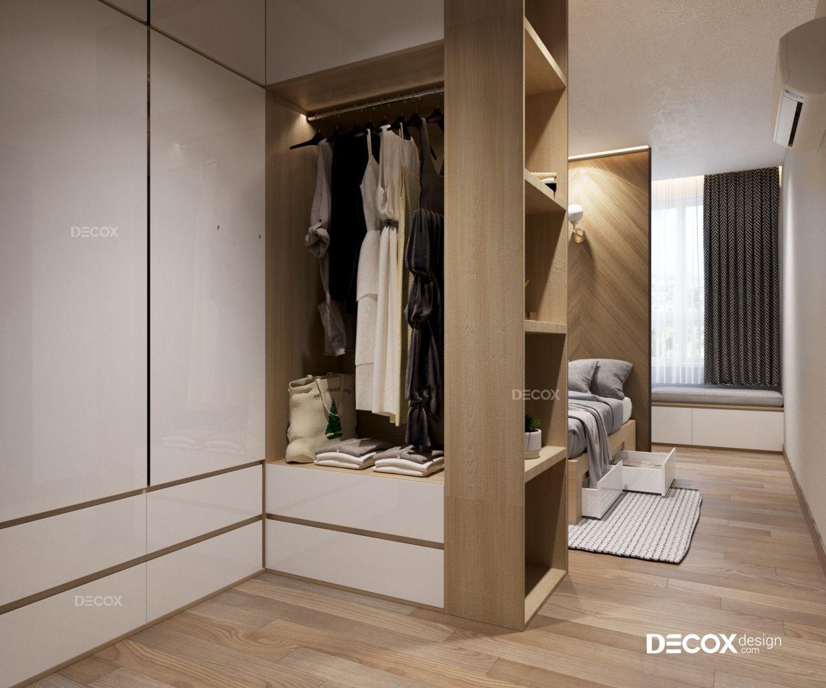 Thiết kế nội thất chung cư The Everrich Infinity 105m2