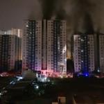 Biện pháp sống sót chỉ bằng một tấm nệm khi xảy ra hỏa hoạn ở chung cư