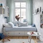 Khám phá những cách bố trí nội thất phòng ngủ nhỏ mới lạ và độc đáo
