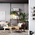 Tư vấn thiết kế nội thất căn hộ Citihome 59m2