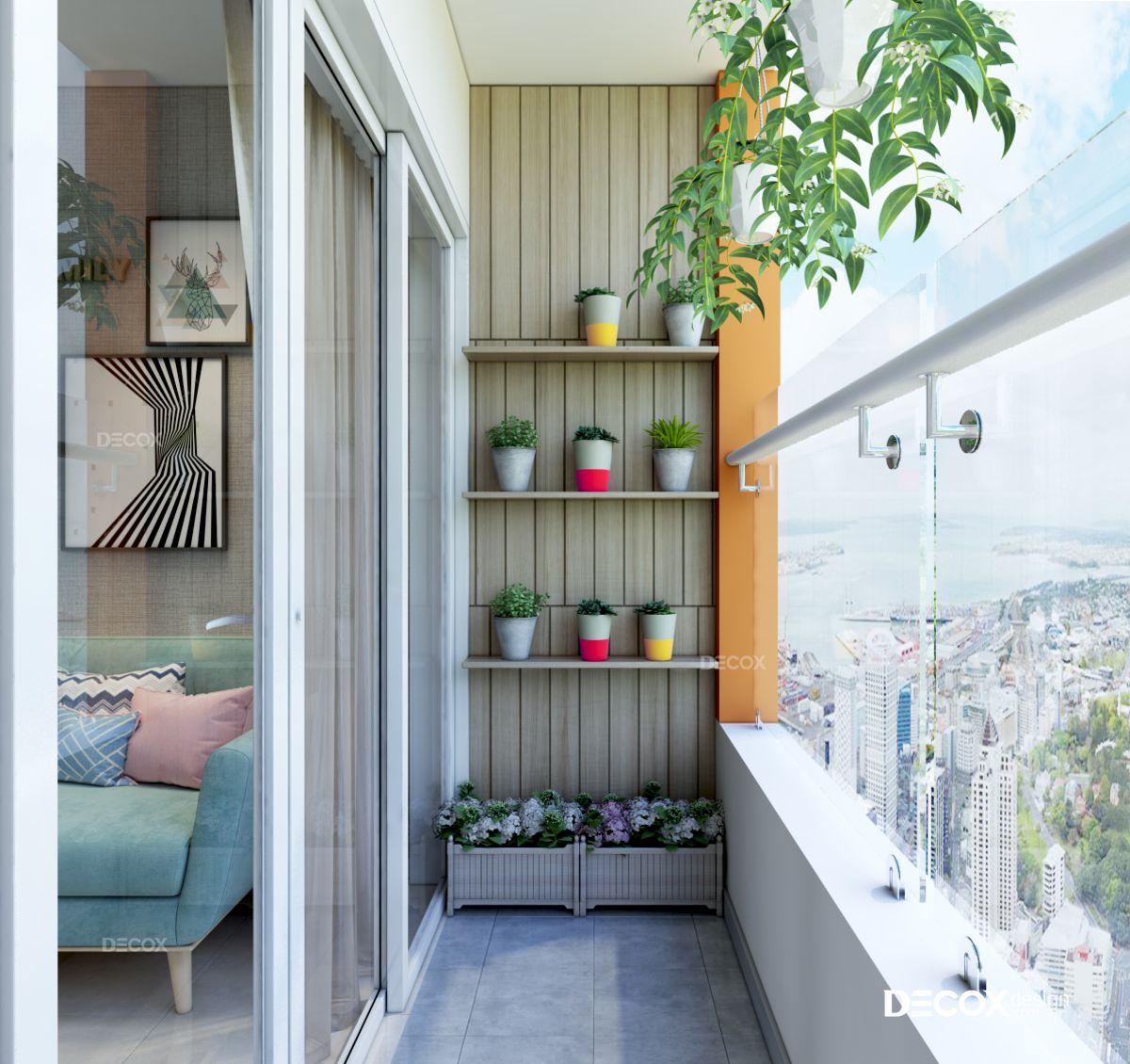 Thiết kế nội thất chung cư Dragon Hill 65m2