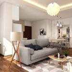 Thiết kế nội thất chung cư Mỹ Đức 80m2