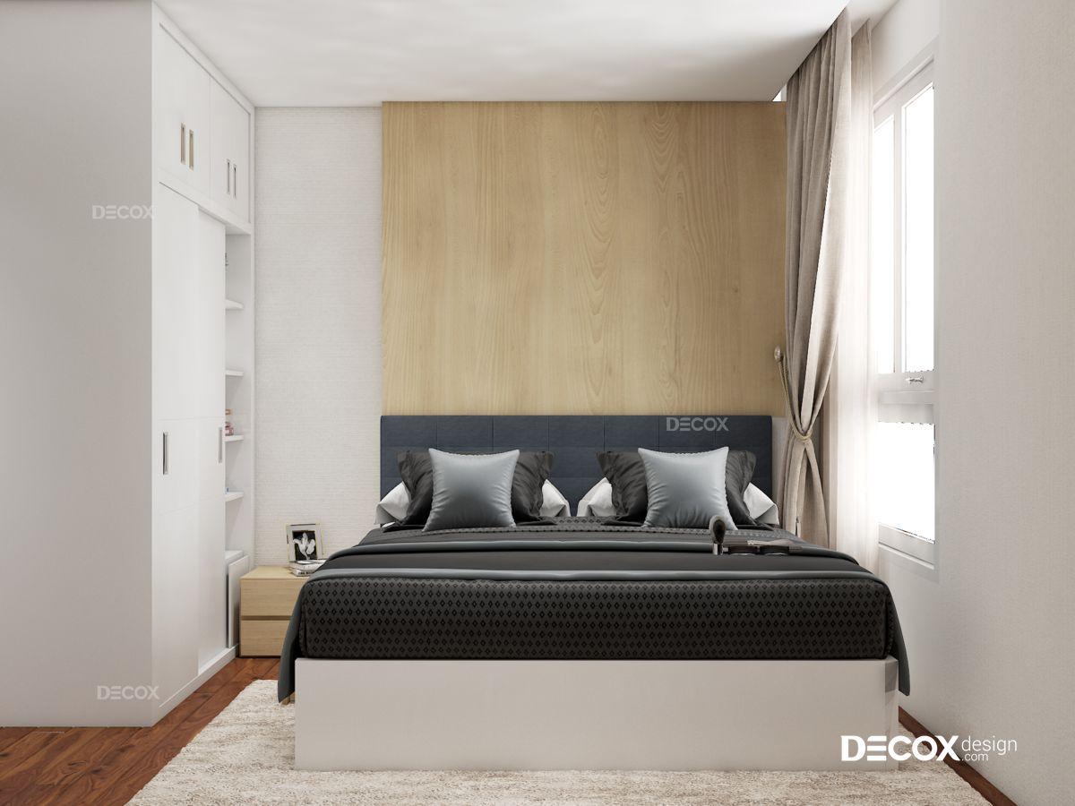 Thiết kế nội thất chung cư Opal Riverside 80m2