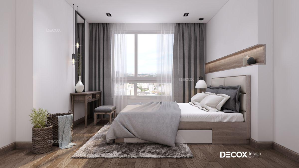 Thiết kế nội thất chung cư Park Residence 106m2