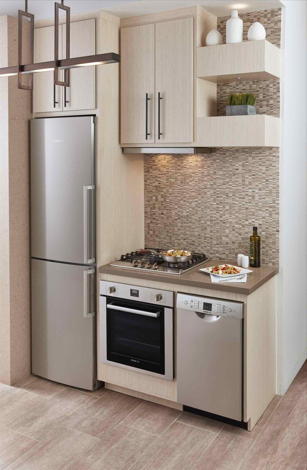 phòng bếp nhỏ gọn 14